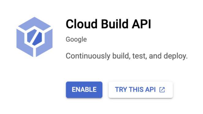 Google-Cloud-Run-API-Enabled