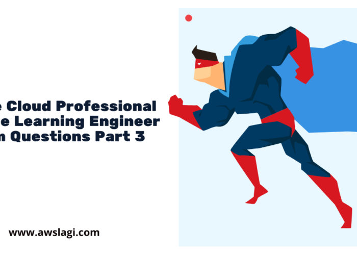Google Cloud Professional Machine Learning Engineer Exam Questions Part 3