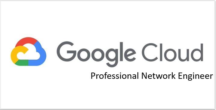 Google Professional Network Engineer Practice Exam Logo
