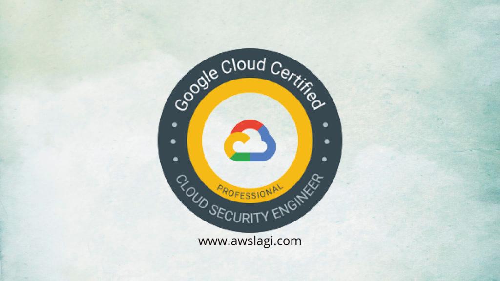 Google Professional Security Engineer Exam Logo