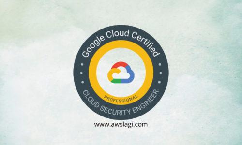 Google Professional Security Engineer Actual Exam