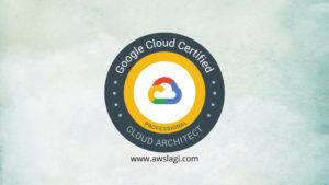Google Professional Cloud Architect Exam Logo