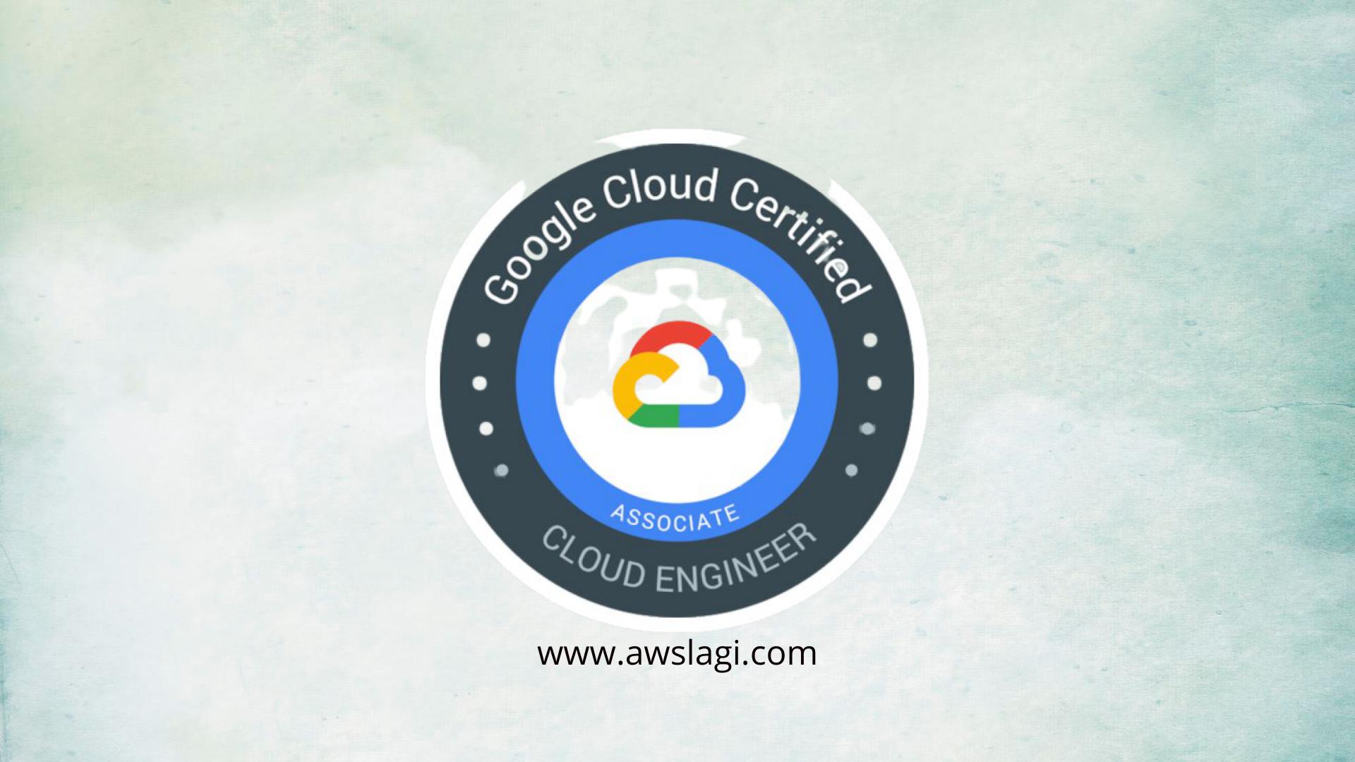 Google Associate Cloud Engineer Exam Logo