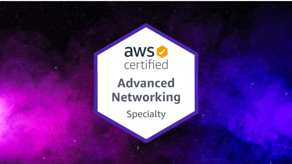 AWS Certified Advanced Networking Specialty ANS-C00 Actual Exam Logo