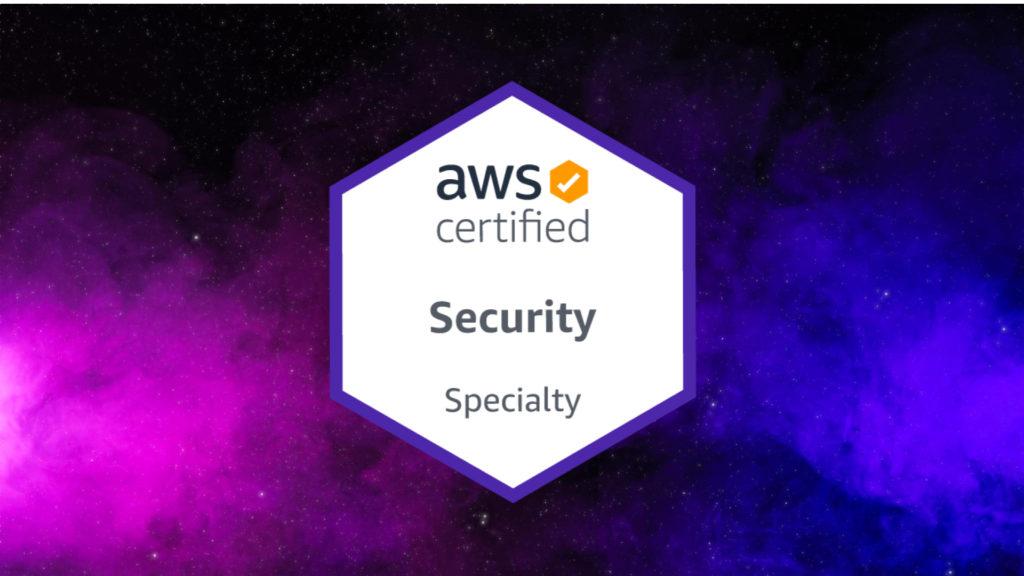AWS Certified Security Specialty SCS-C01 Actual Exam Logo