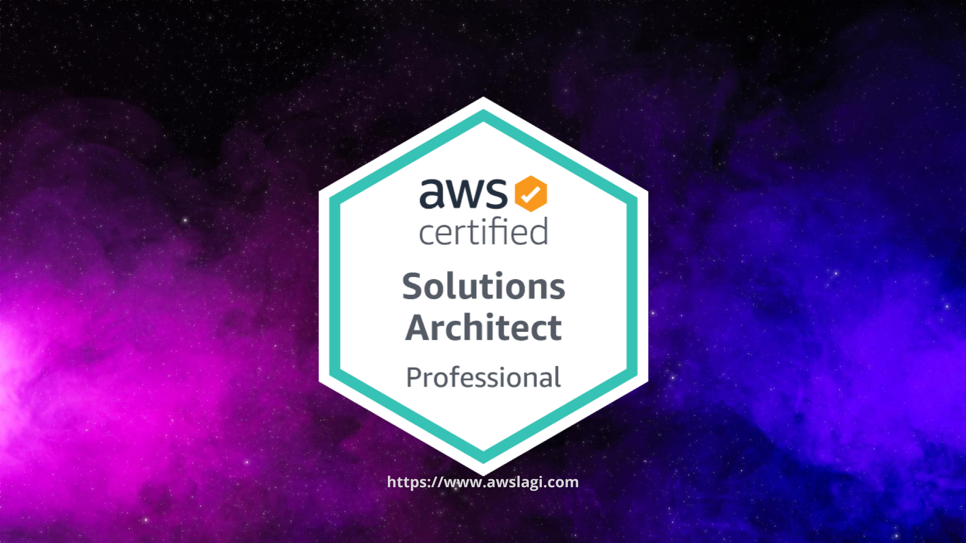 AWS Certified Solutions Architect Professional SAP-C01 Actual Exam Logo