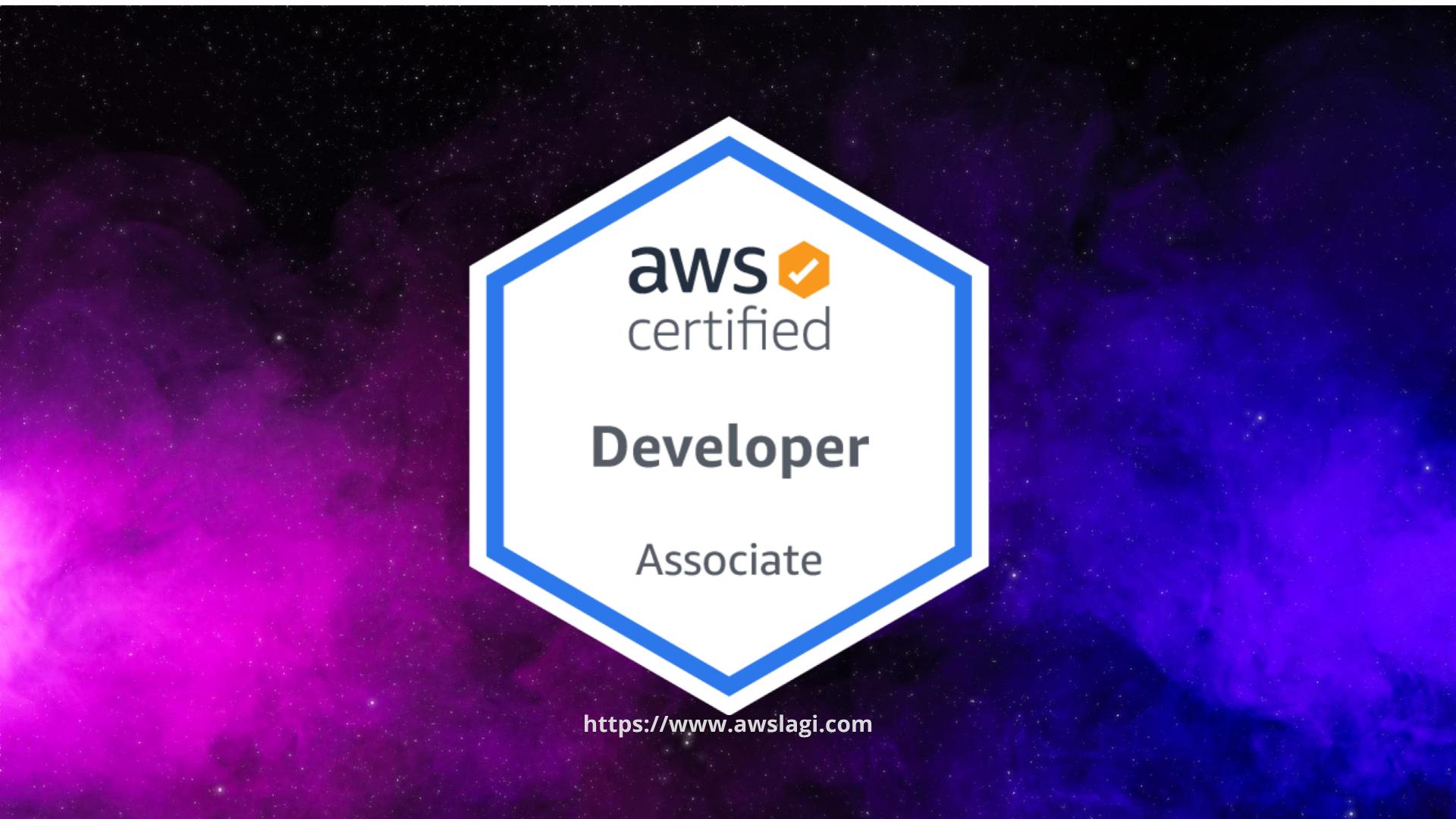 AWS Certified Developer Associate DVA-C01 Actual Exam Logo