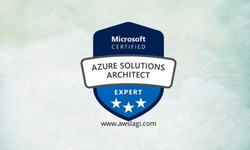 Microsoft Azure Certified Solutions Architect AZ-304 Actual Exam