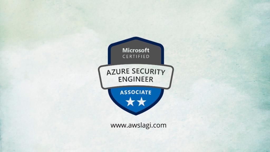 Microsoft Azure Certified Security Engineer AZ-500 Actual Exam Logo